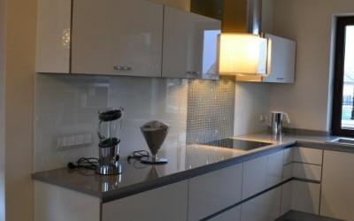meble kuchenne w zamkniętej kuchni