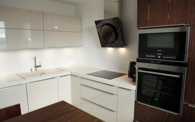 umiejscowienie szafek kuchennych