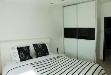 sypialnia szafa wnękowa