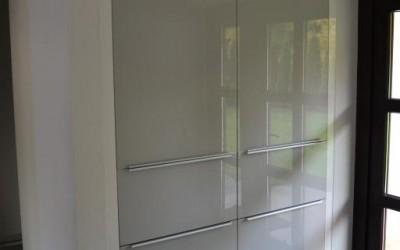 szklane drzwi szaf
