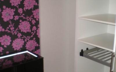 optymalne rozmieszczenie miejsca w szafie