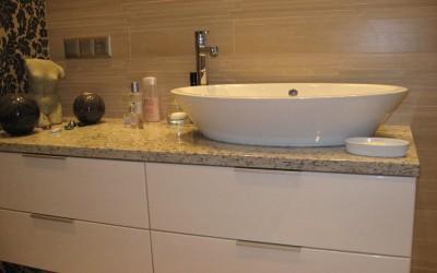 montaż zabudowy łazienki