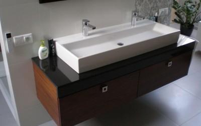 nowoczesny styl umywalki