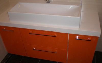 umywalka w nowoczesnym stylu